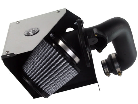 aFe Audi B6 Magnum FORCE Stage-2 Pro DRY S Cold Air Intake System (Audi A4) - ML Performance