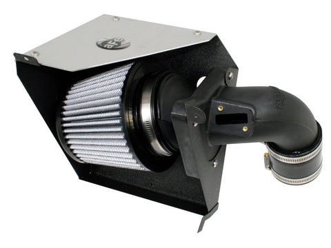 aFe Audi B7 Magnum FORCE Stage-2 Pro DRY S Cold Air Intake System (Audi A4) - ML Performance