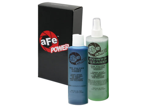 aFe POWER Air Filter Restore Kit (8 oz Blue Oil & 12 oz Power Cleaner) ML Performance UK