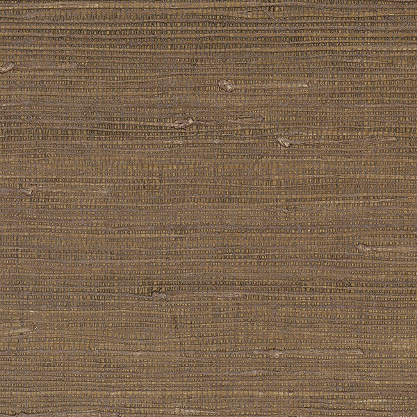 Designer Grasscloth - Extra Fine Raw Jute with Pearl - 488-421