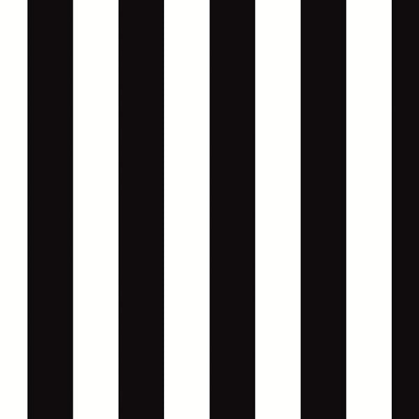 "1-1/4"" Regency Stripe Black - BW28702"