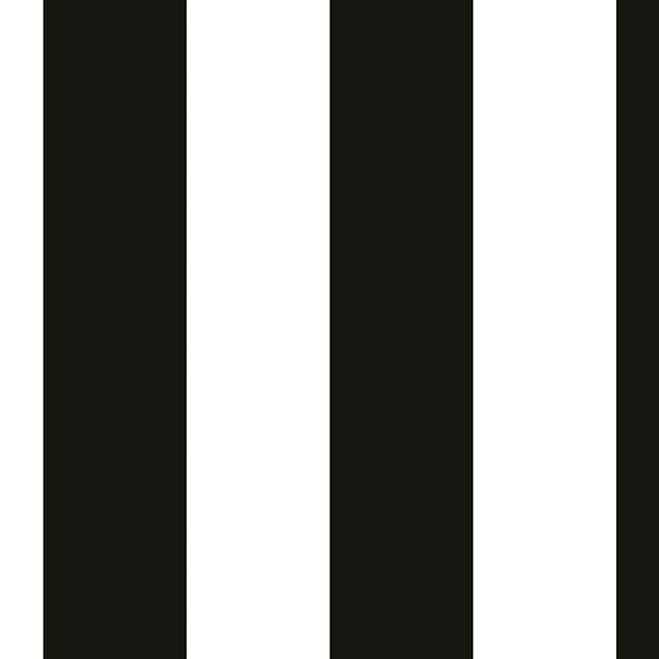 "2-3/4"" Tent Stripe Black - BW28748"
