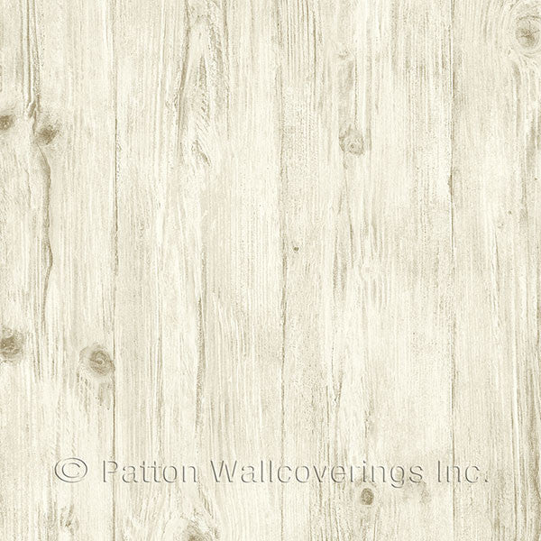 Beige, Brown Woodgrain Design - LL36206