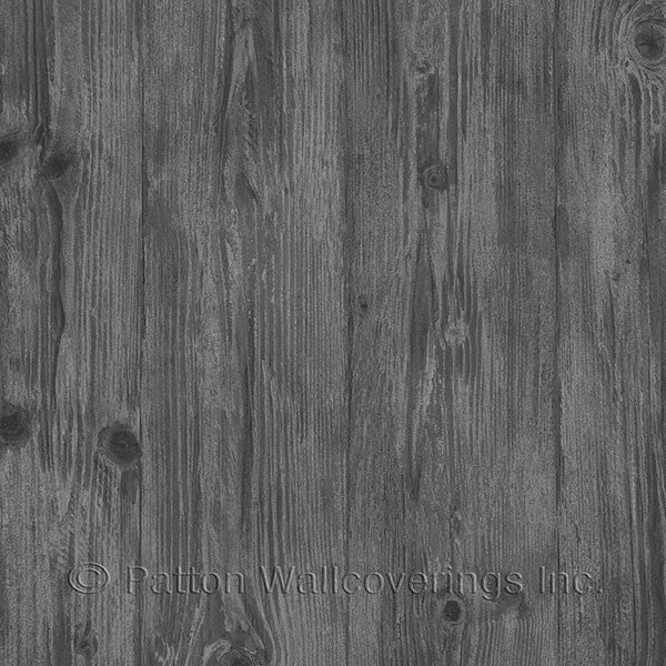 Black Woodgrain Design - LL36207