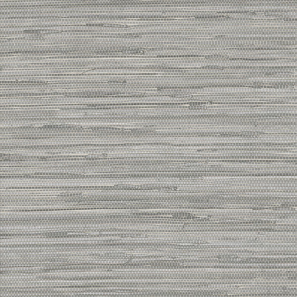 Faux Grasscloth Gray - NT33705