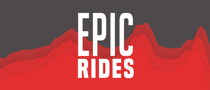 Epic ride of the week