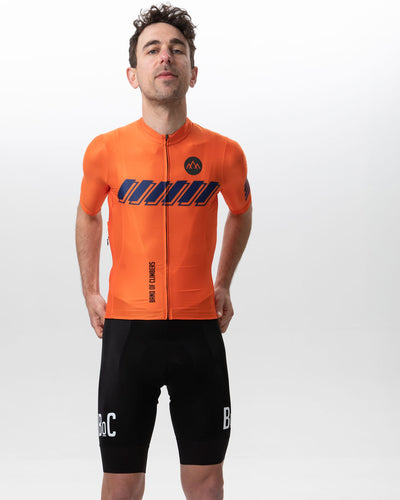 Pro Ascent Jersey - Orange