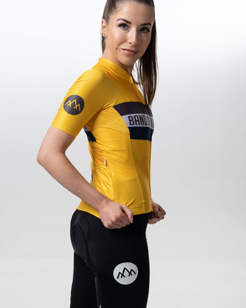 Women's Horizons Jersey - Yellow