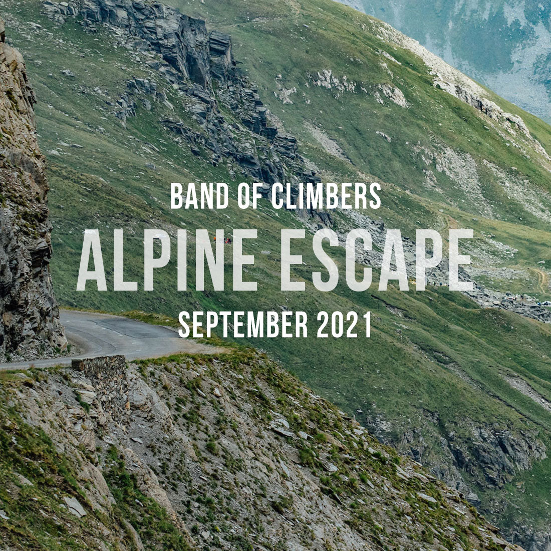 The Alpine Escape September 2021