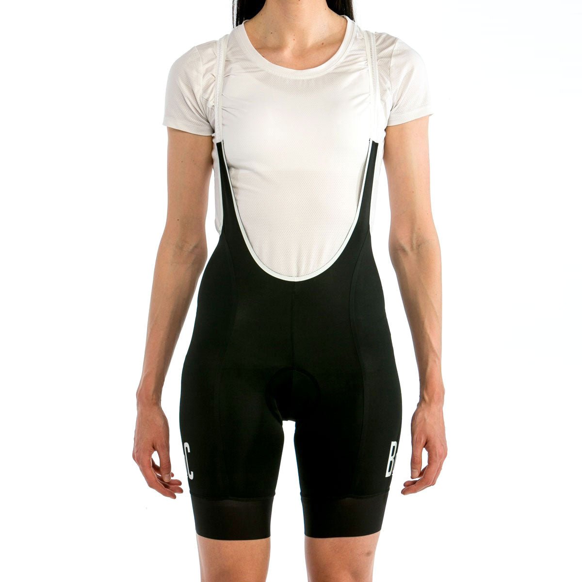 Women's BoC Mountains Bib Shorts - Black