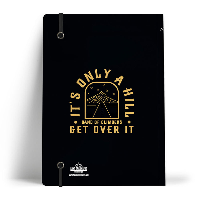 It's Only a Hill Notebook