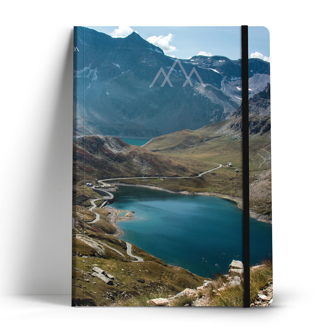 Colle del Nivolet Notebook