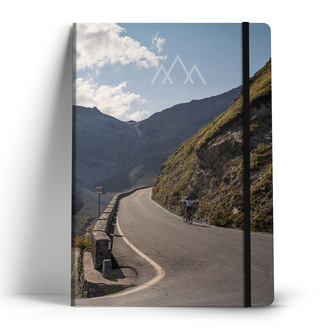 Suffering on the Stelvio Notebook