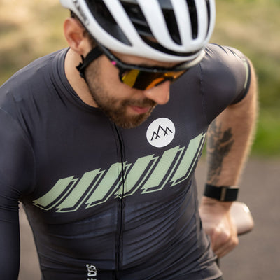 Pro Ascent Jersey - Graphite