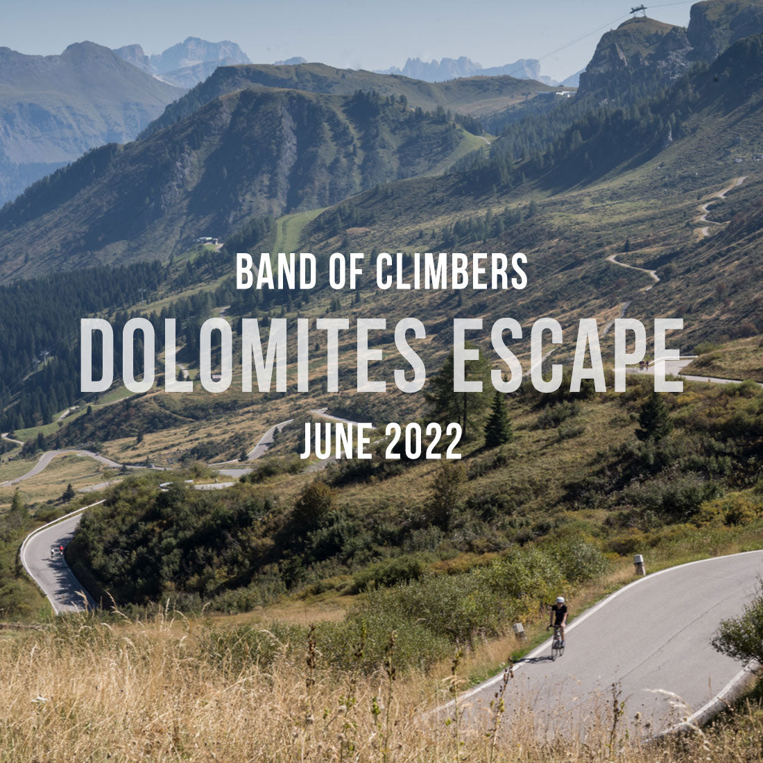 Dolomites Escape : JUNE 2022