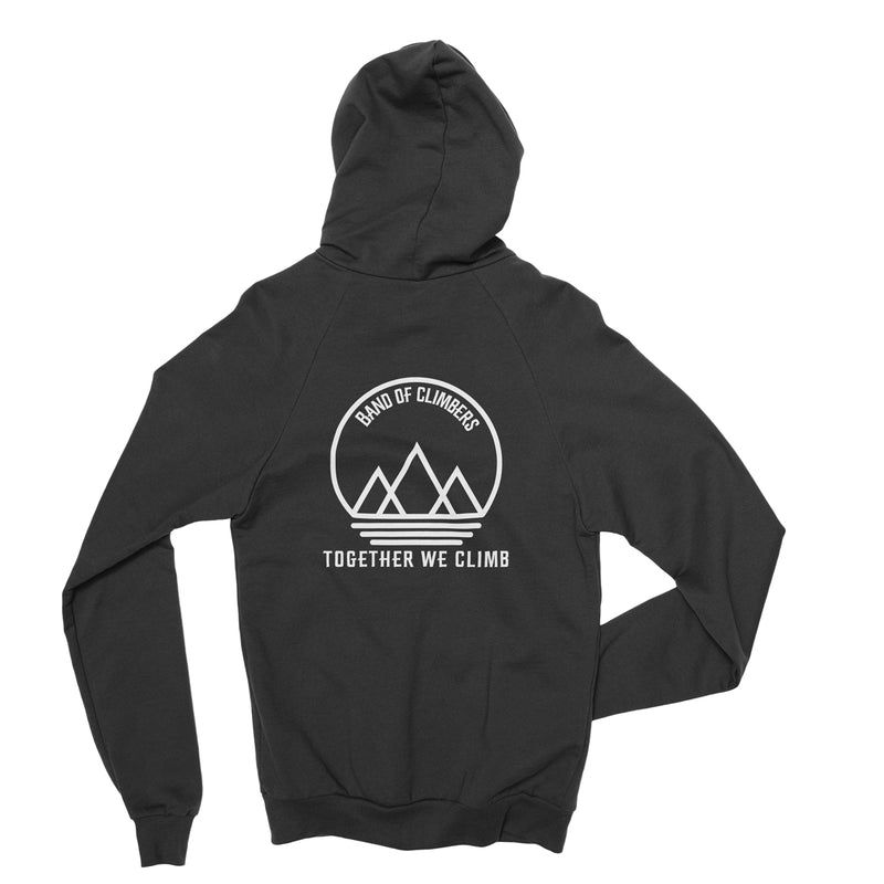 Together We Climb Geometric Hoodie
