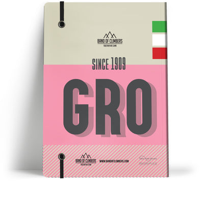 Giro d'Italia Race Pass Notebook