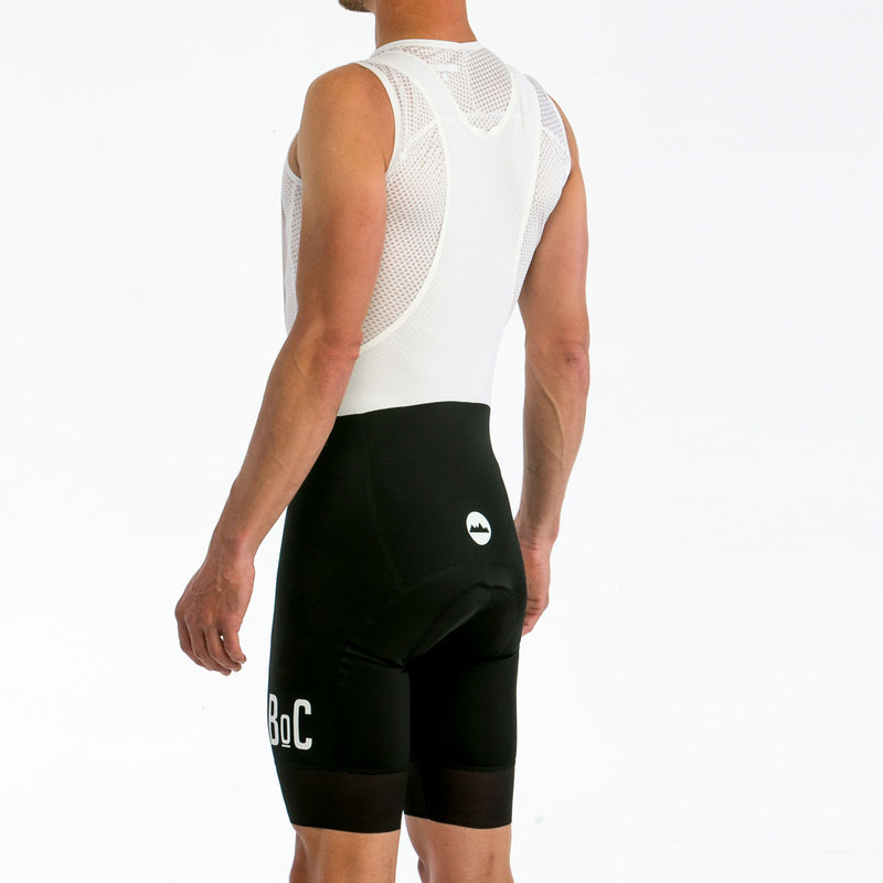 BoC Mountains Bib Shorts - Black