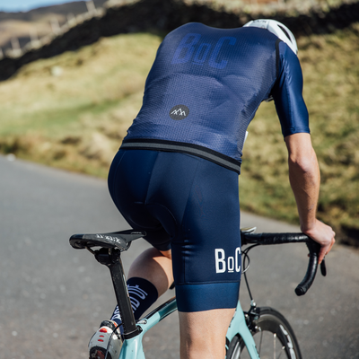 BoC Mountains Bib Shorts - Navy