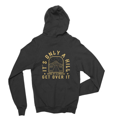 Only a Hill Zipped Hoodie