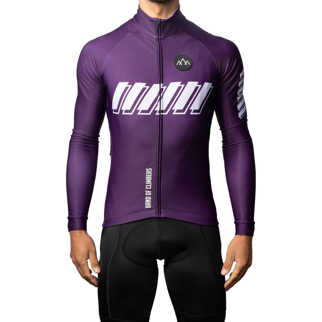 ThermoAscent Long Sleeve Jersey - Violet
