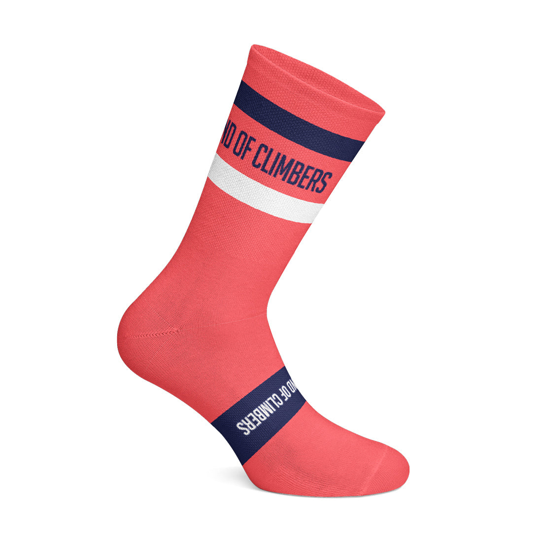 Vista Socks - Pink/Navy