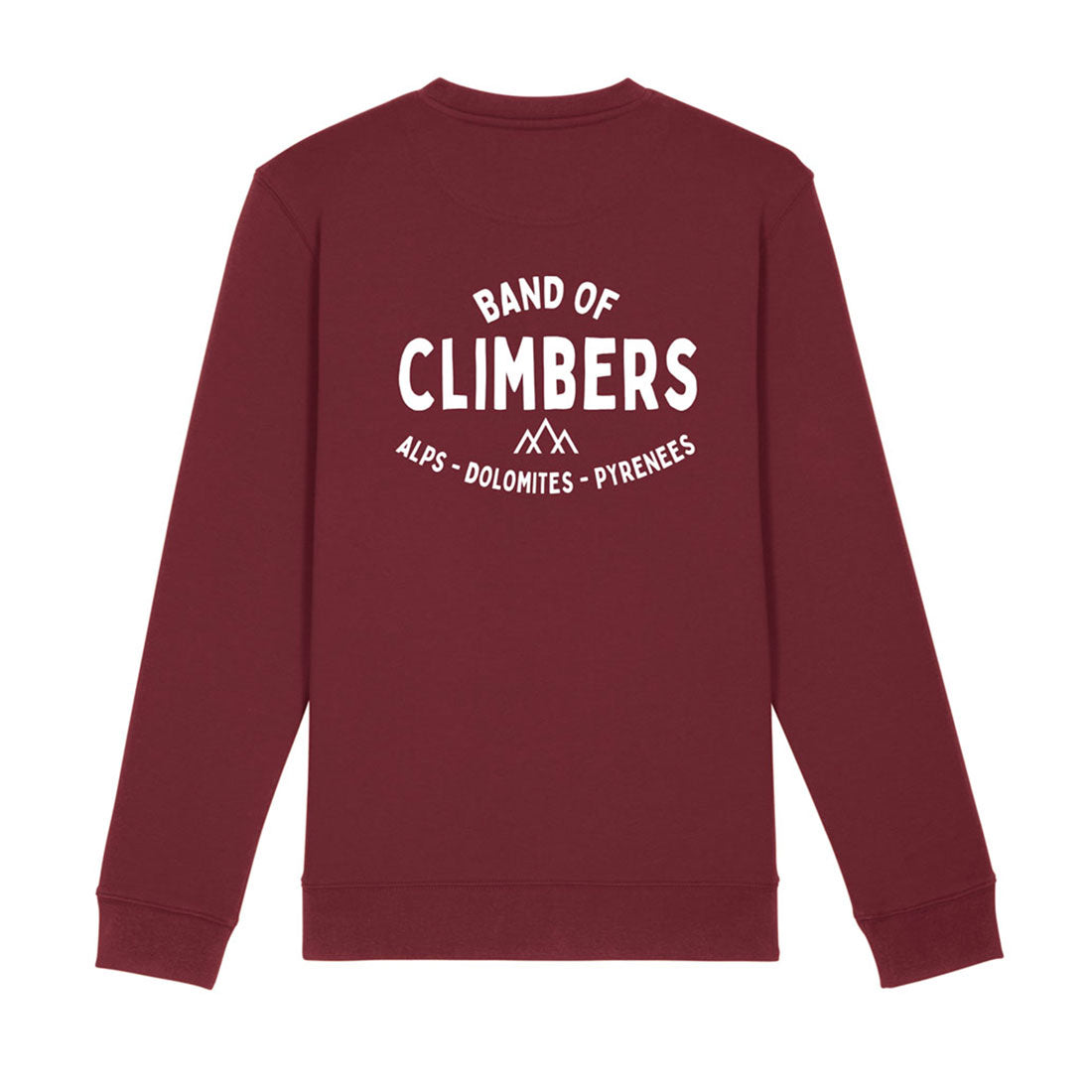 Regions Sweatshirt - Burgundy