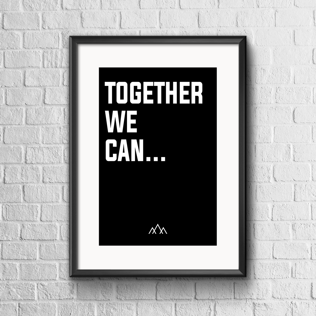 Together We Can Print (Fight Covid-19)