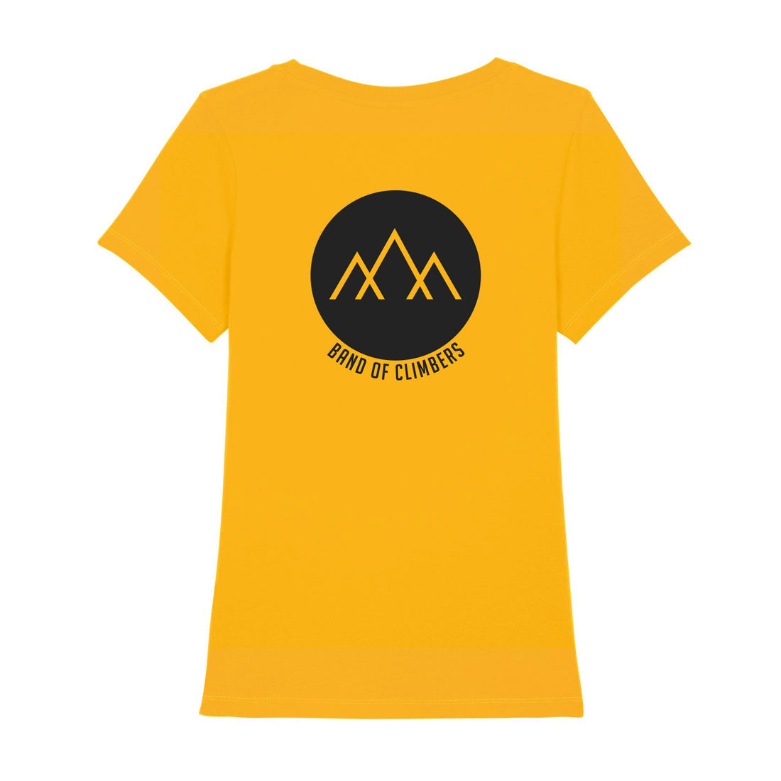 Women's Icon T-Shirt - Yellow