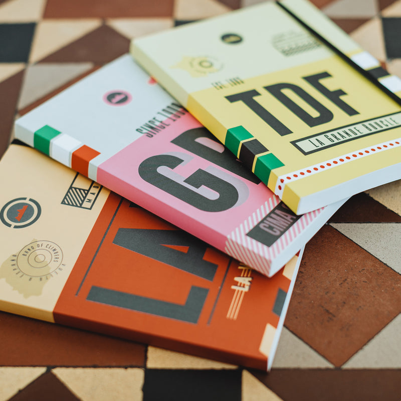 Grand Tour Notebook Collection