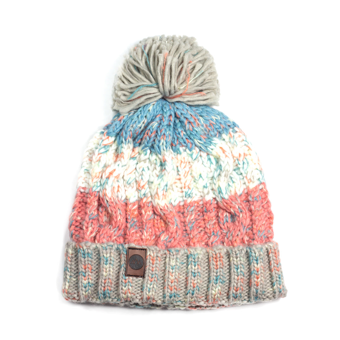 Into the Wild Bobble Hat - Ice Cream