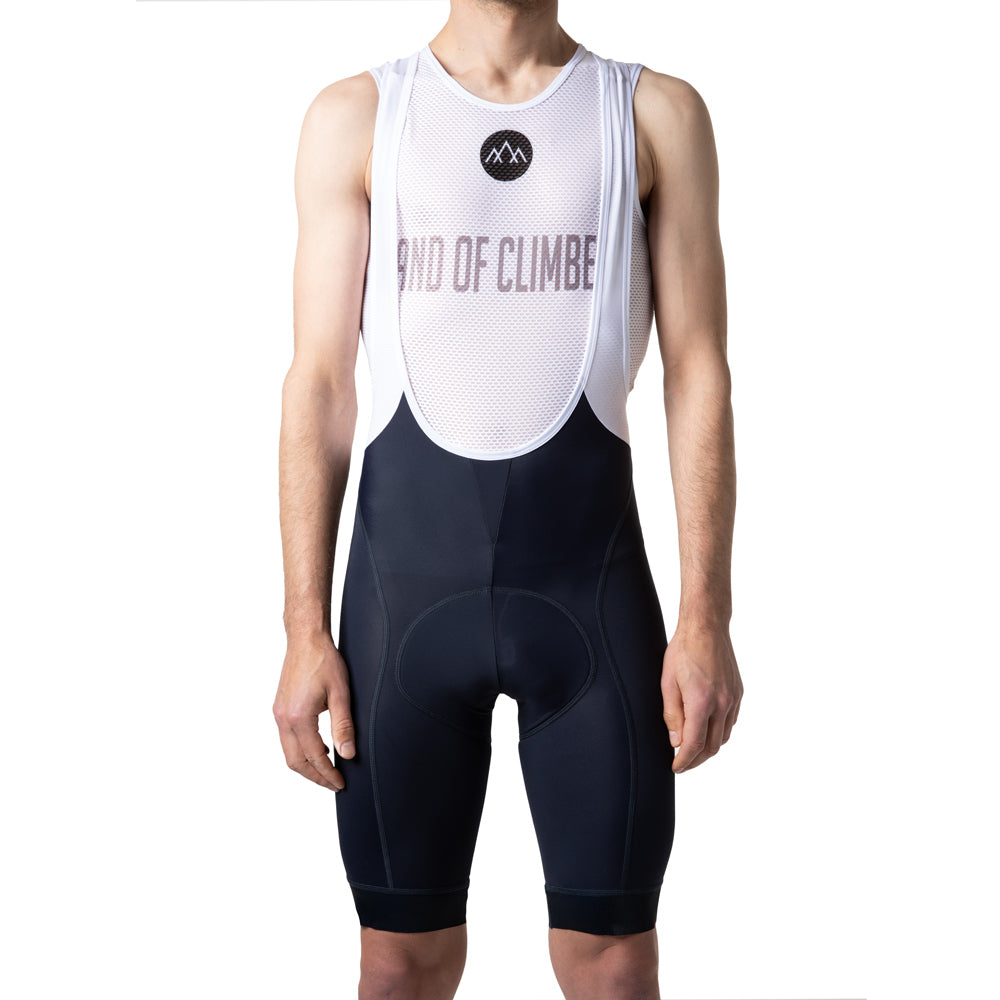 ICON Explore Bib Shorts - Navy