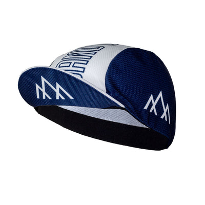 Summit Cycling Cap - Navy