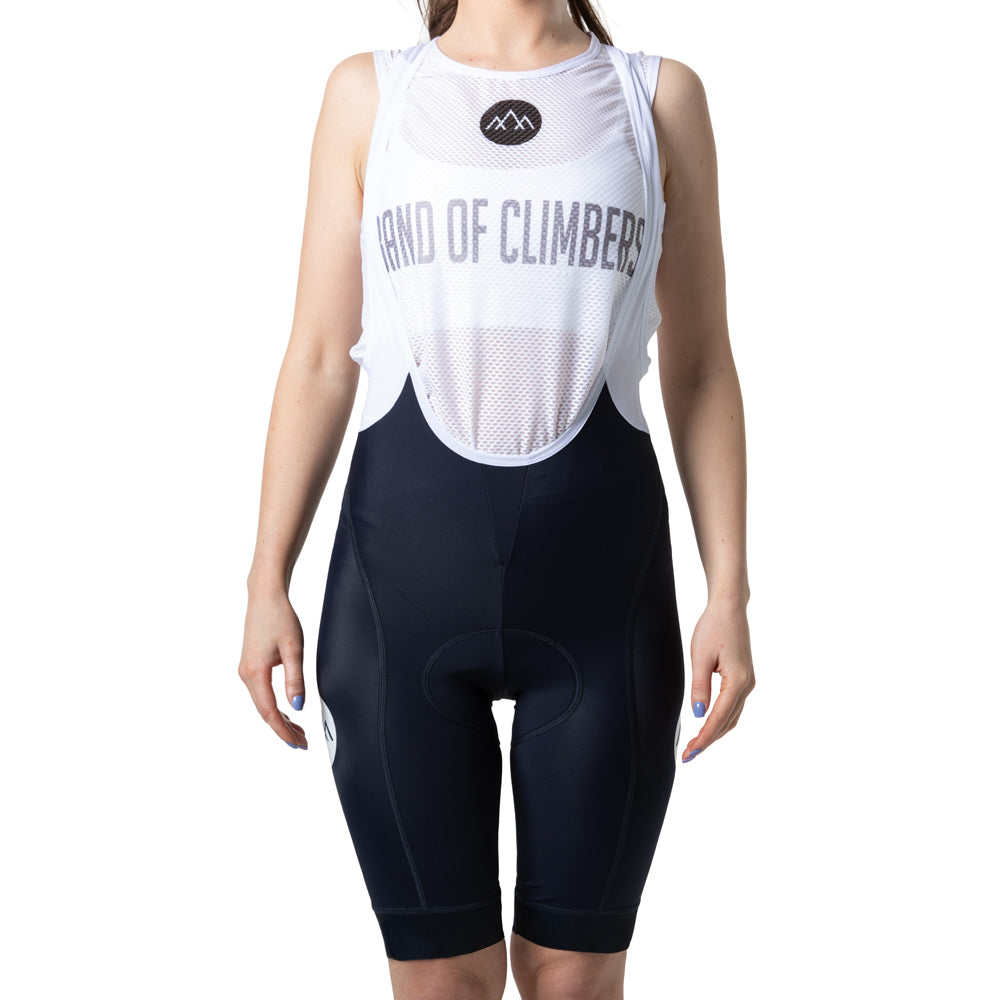 Women's ICON Explore Bib Shorts - Navy