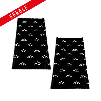 Logo Neck Warmer Bundle