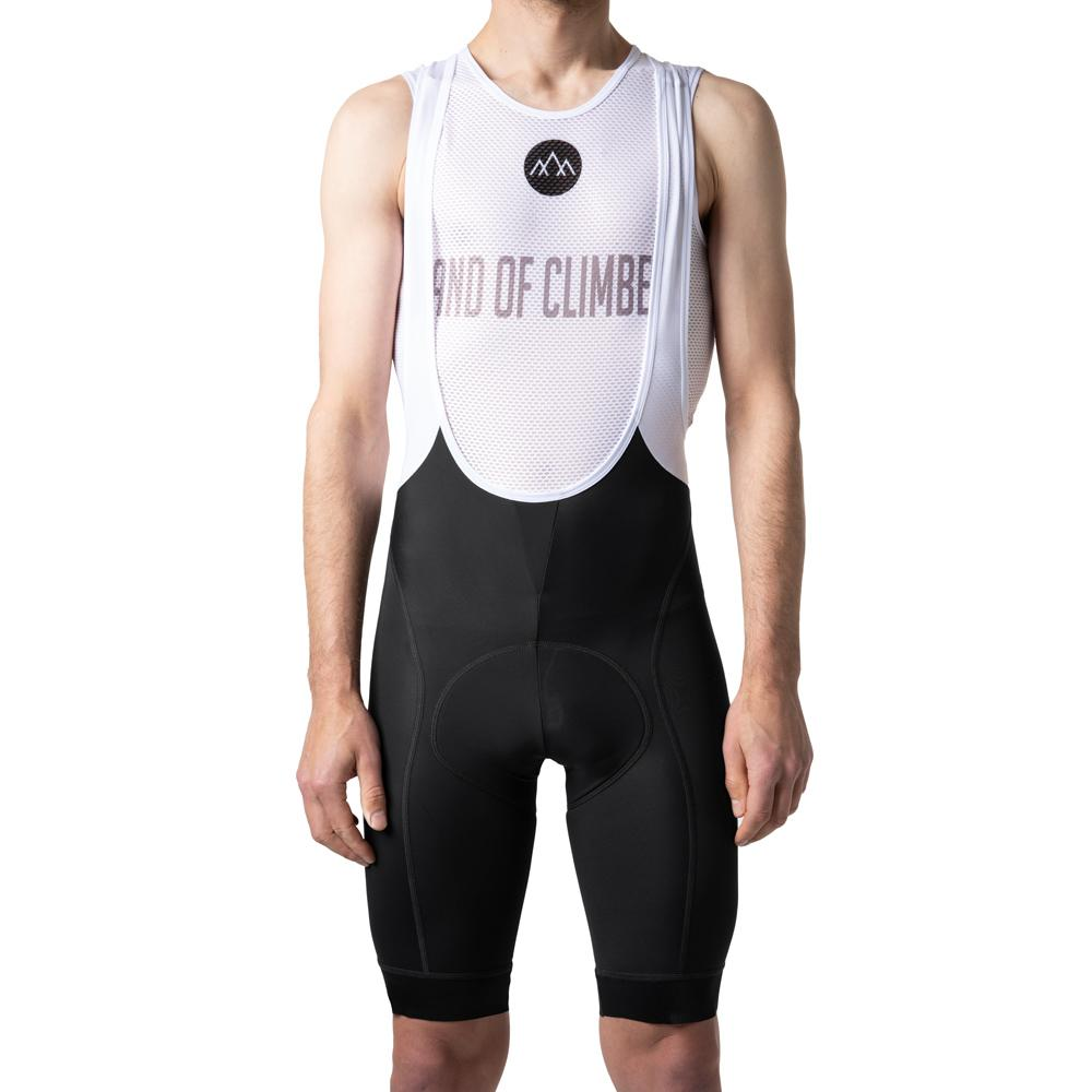 ICON Explore Bib Shorts - Black