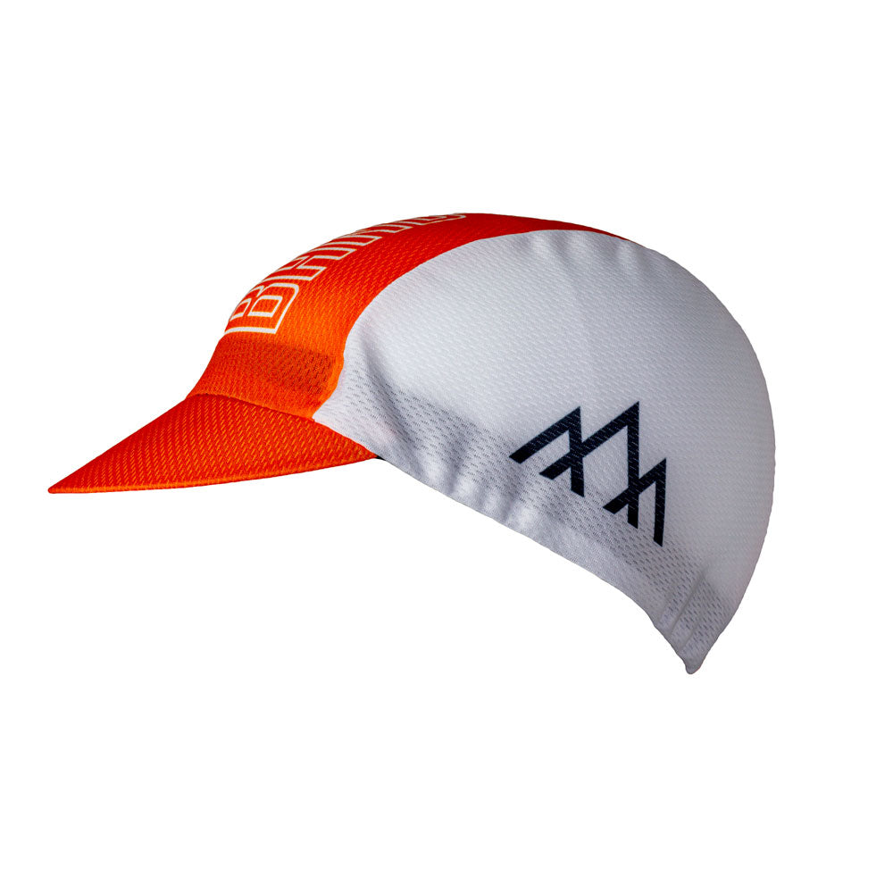 Summit Cycling Cap - Orange