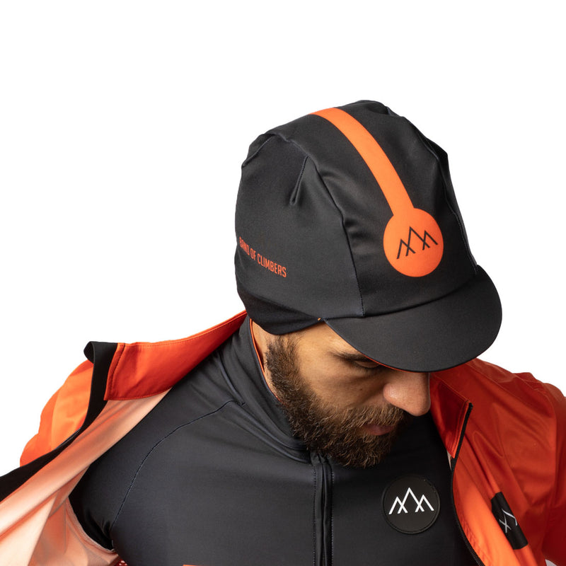 Team Thermal Cap - Orange