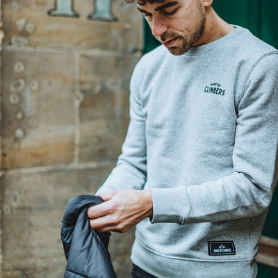 Regions Sweatshirt - Grey
