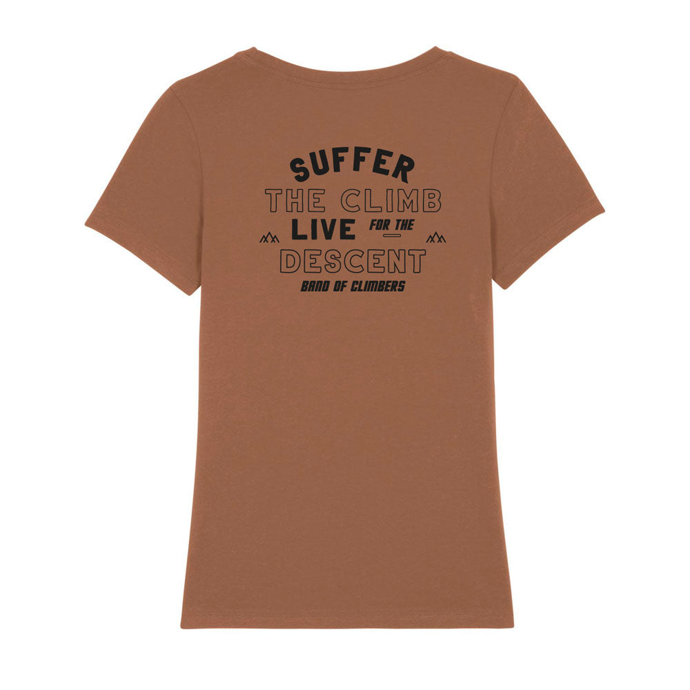 Women's Live for the Descent T-Shirt