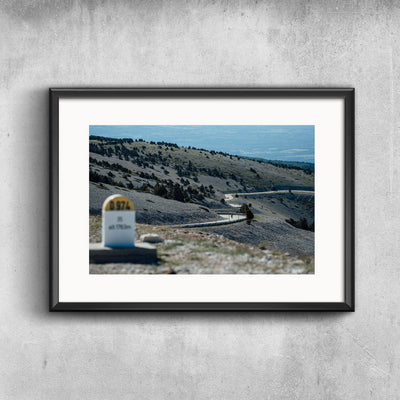 Landscapes of Mont Ventoux