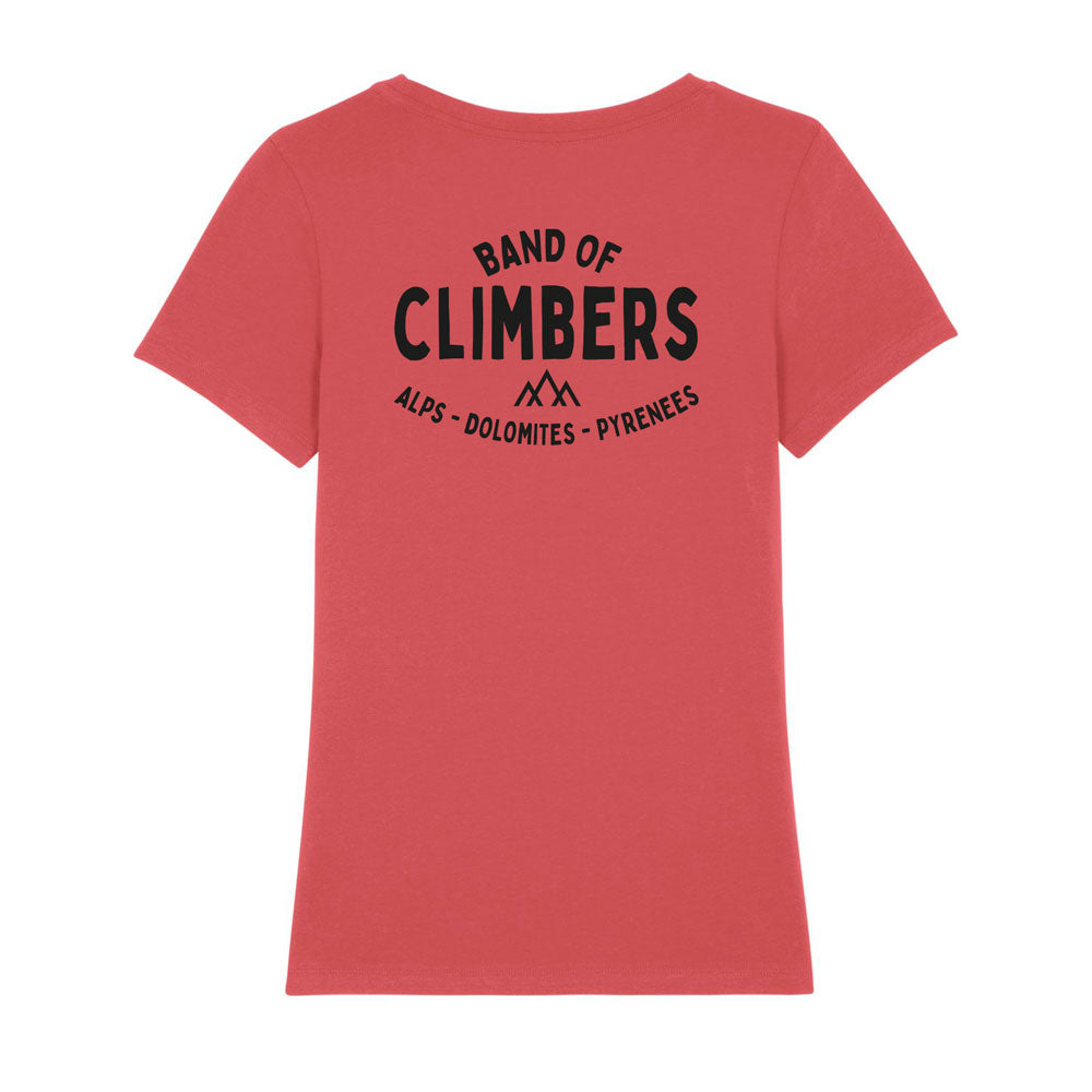 Women's Regions T-shirt - Red
