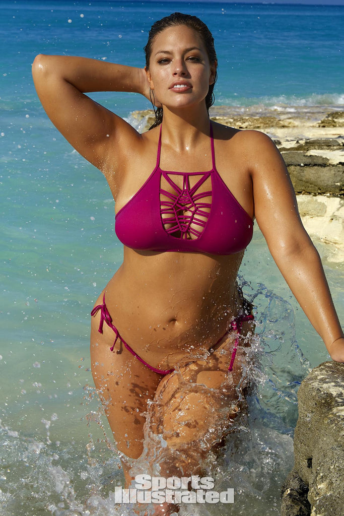 Why Ashley Graham's Cellulite Photo Could Do More Harm Than Good