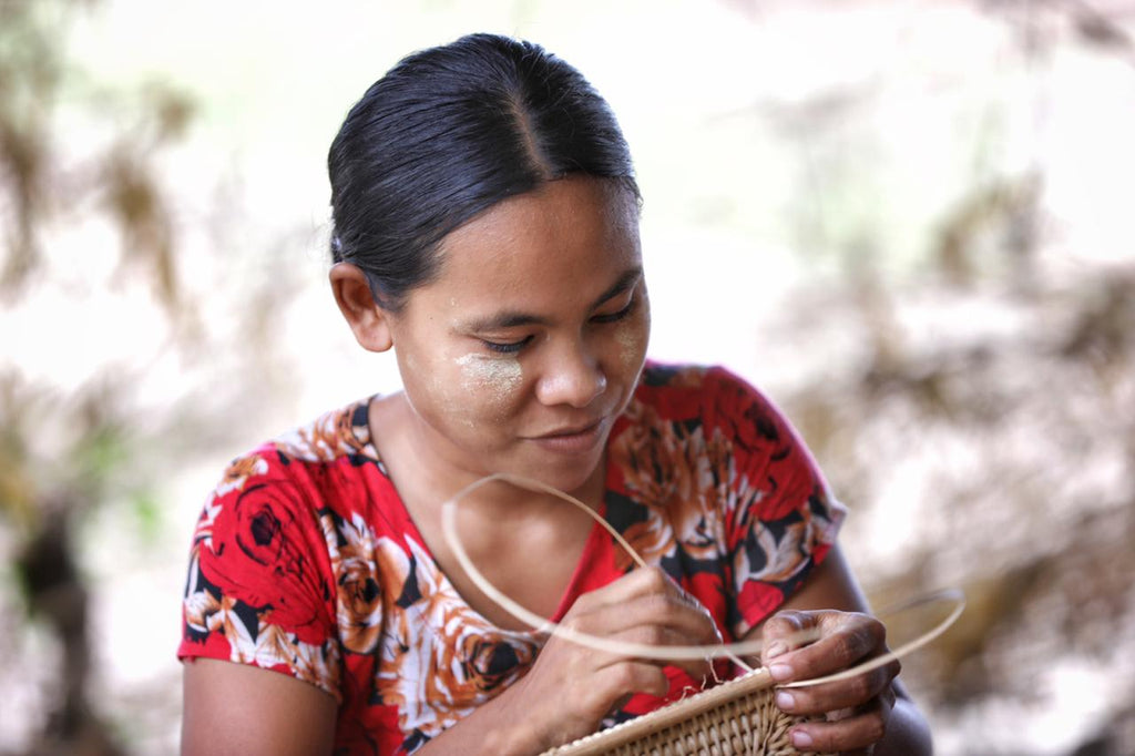 Meet the Makers: Rattan