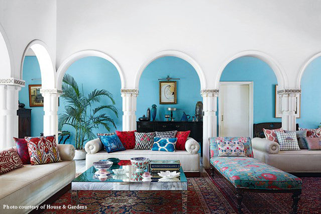 8 Tips for avoiding a Sitting Room that looks like a Souk