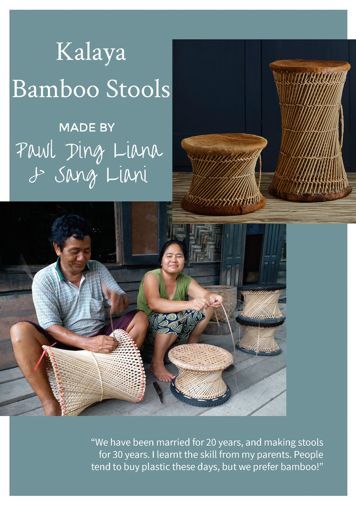 Bamboo Stool Makers