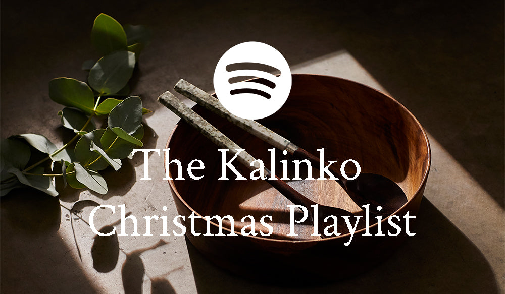 Kalinko Living: Christmas Playlist
