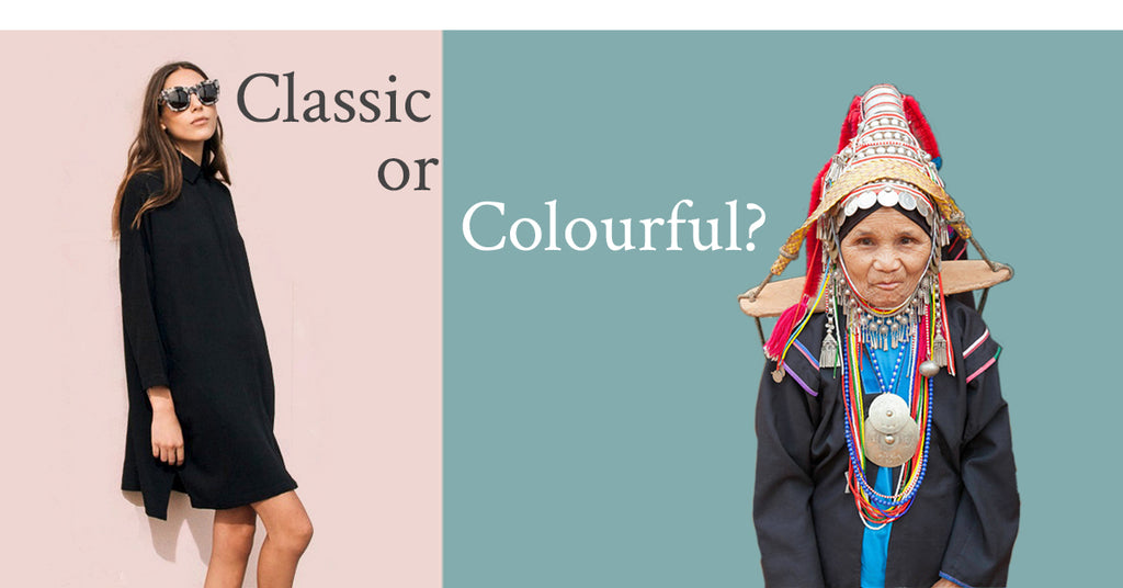 Home Truths: Classic vs. Colour... the show-down