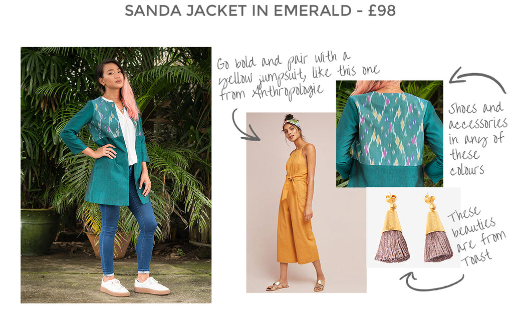 Home Truths: 3 Ways to Style our Sanda Jackets