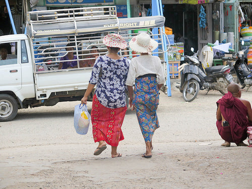 Burma Calling: Here Today, Gone Tomorrow...